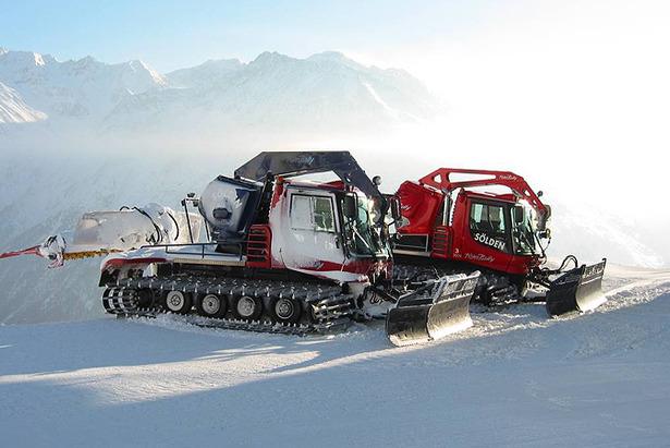 Heftige Schneefälle in Österreich, der Schweiz und Deutschland