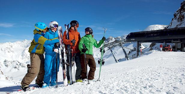 Tirols jüngster Gletscher startet in die neue Wintersaison
