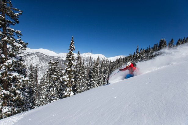 Arapahoe Basin ski area opens new a new lift and terrain for the 18/19 ski season.