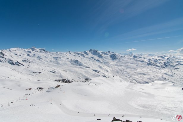 Weekly snow report- ©Val Thorens/Facebook