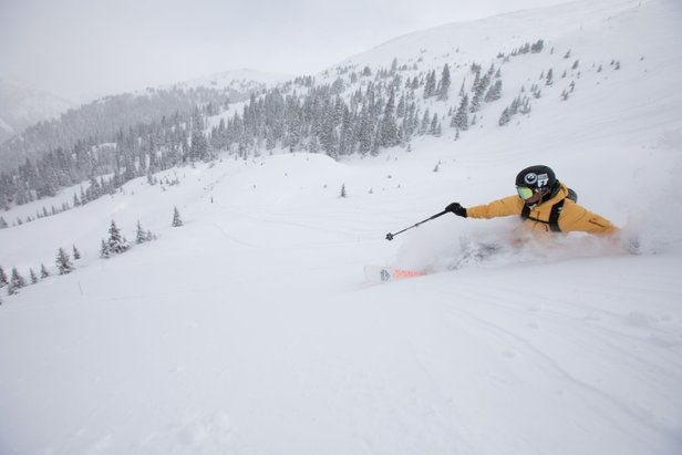 How to Ski Arapahoe Basin's New Lift & Terrain ©Dave Camara