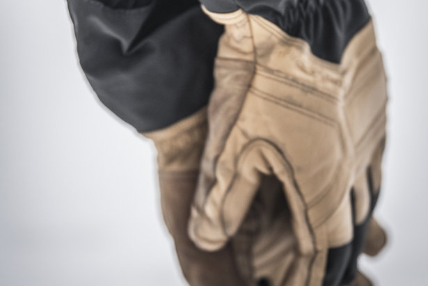 Black Diamond Guide Gloves  - © Thomas De Boever