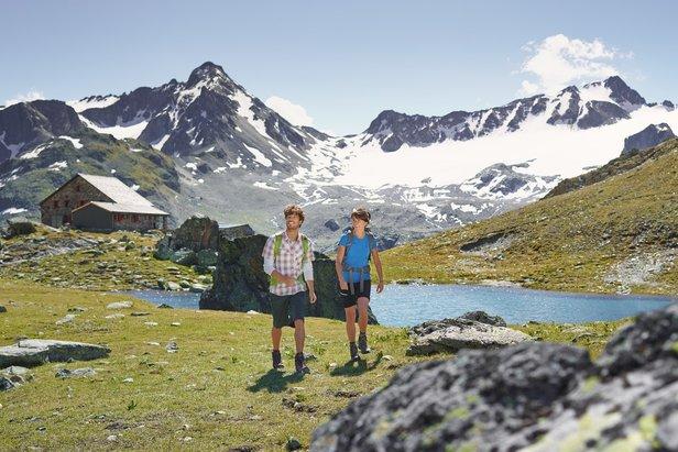 Wanderwunderland Davos Klosters- ©Davos Klosters/Stefan Schlumpf