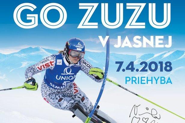Veronika Velez-Zuzulová sa v Jasnej rozlúči s kariérou- ©archív TMR