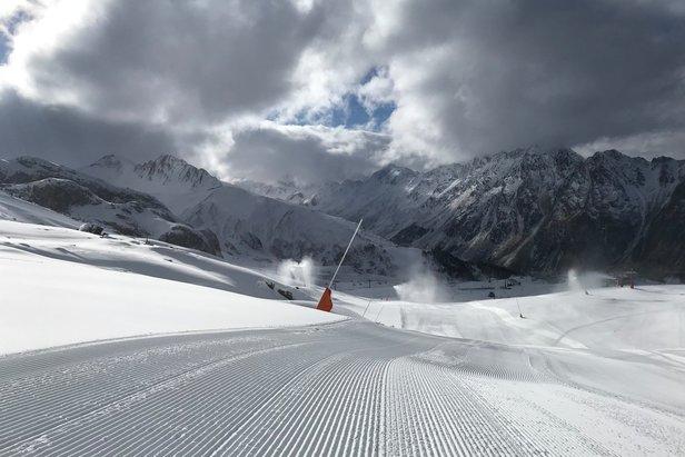 Ďalšie alpské strediská otvárajú: Ischgl, Obertauern aj Davos spúšťajú sezónu ©Ischgl.com