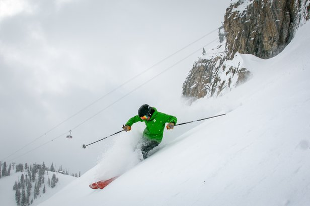 Deep Powder, Deeper Discounts: Jackson Hole Golden Ticket is Back ©Jackson Hole Mountain Resort