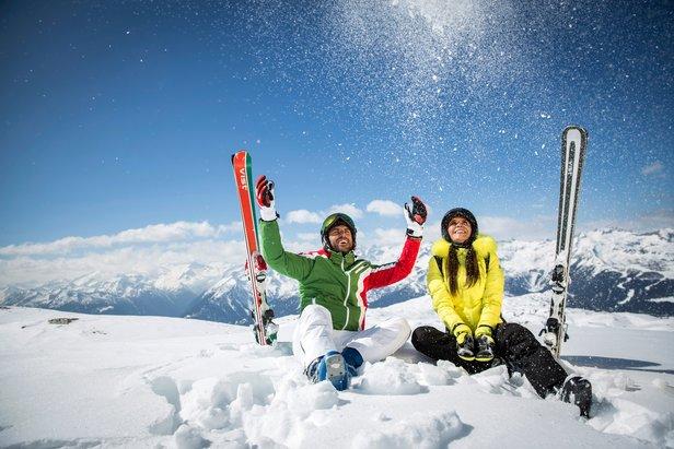 Pasqua sulla neve in Trentino