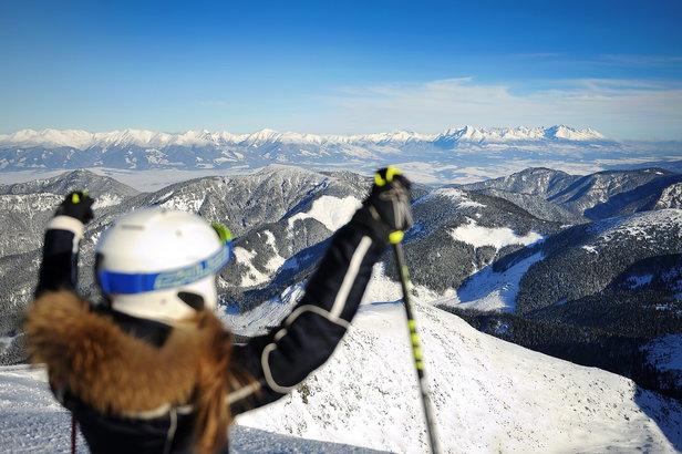 V Jasnej sa začne lyžovať v sobotu 1.12.- ©Marek Hajkovský