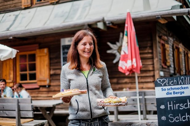 Start in den Hüttensommer in Österreich: Was Bergsportler beachten müssen ©DAV / Hans Herbig