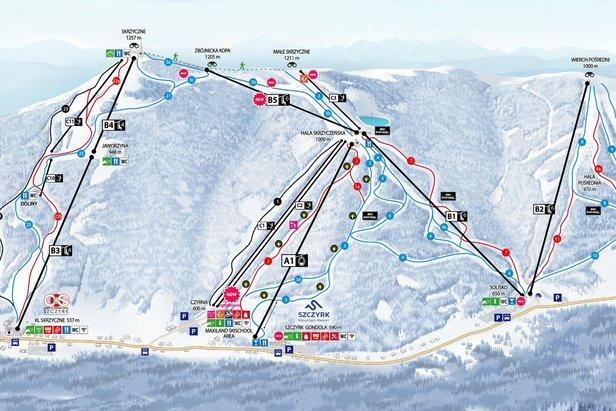 Szczyrk inwestuje kolejne miliony: nowości na sezon 2018/19Szczyrk Mountain Resort