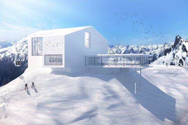 Nowe muzeum fotografii górskiej LUMEN na szczycie Kronplatz
