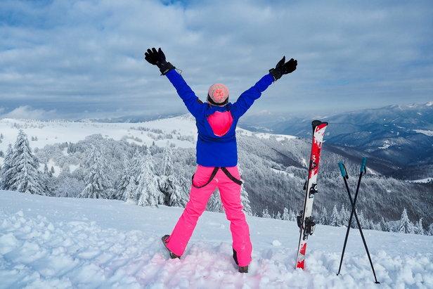 Lyžiarska zábava na zjazdovkách lyžiarskeho strediska PARK SNOW Donovaly