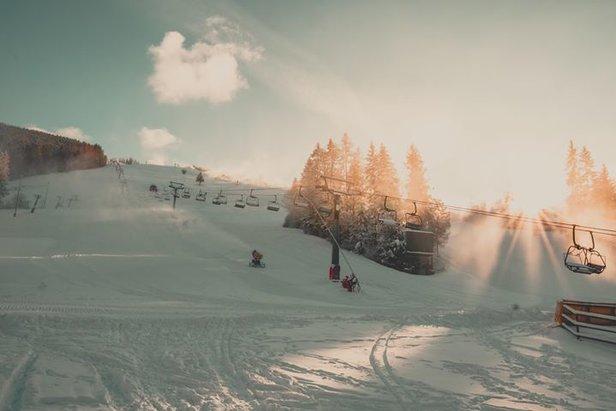 Uvítacia lyžovačka za uvítacie ceny!stredisko Vrátna Malá Fatra