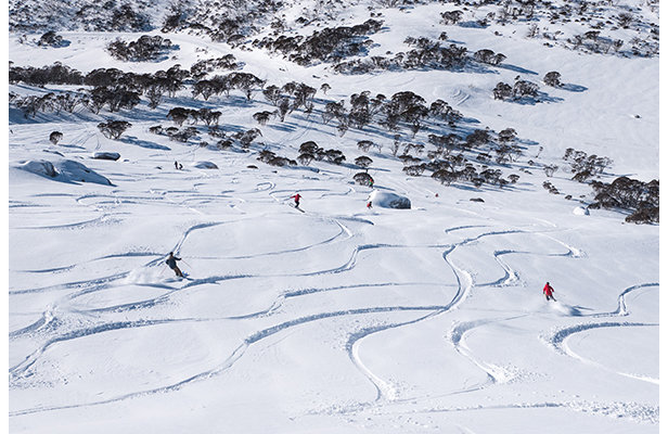 Perisher extends ski season with best snow in 14 years