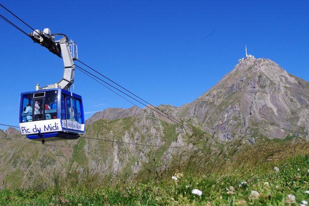 Pic du Midi : La révolution se poursuit- ©Claire.Soucaze Régie du Pic du Midi