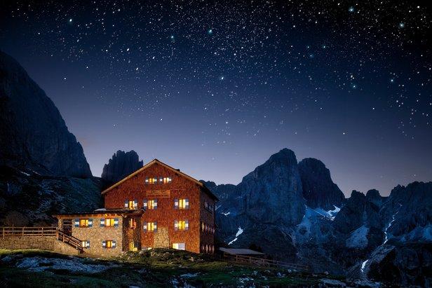 Rifugio Roda di Vael, Val di Fassa - Trentino  - © © Trentino - C. Baroni