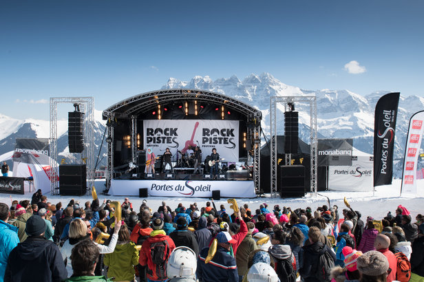 Rock the Pistes 2019 : Programmation et temps forts- ©JB_Bieuville