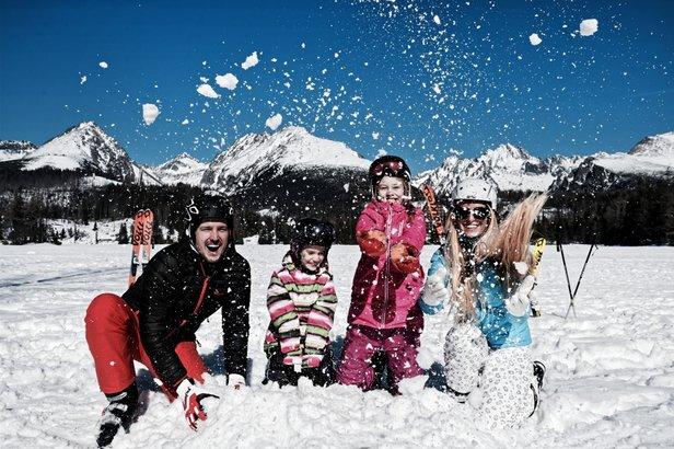 V Tatrách majú pre lyžiarov viacero noviniek ©Marek Hajkovský