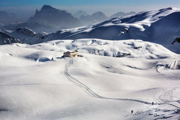 Rifugi in Trentino - Rifugio Rossetta Skiarea, San Martino di Castrozza   - © Trentino - L. C. Gonzaga