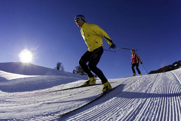 Skilanglauf in Serfaus-Fiss-Ladis