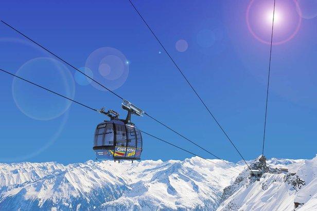 Dove sciare a Settembre?Hintertuxer Gletscher
