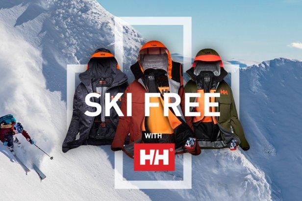Ottieni una giornata di sci gratuita con Helly Hansen ©Helly Hansen