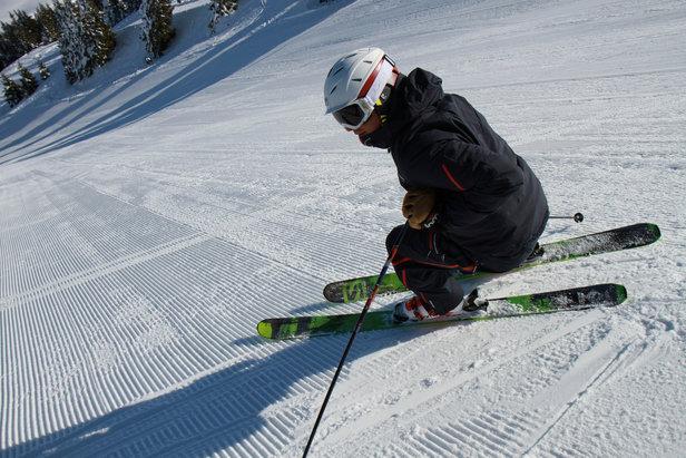 A vous les pistes de ski des stations des Montagnes du Jura...  - © Bourgogne-Franche-Comté Tourisme