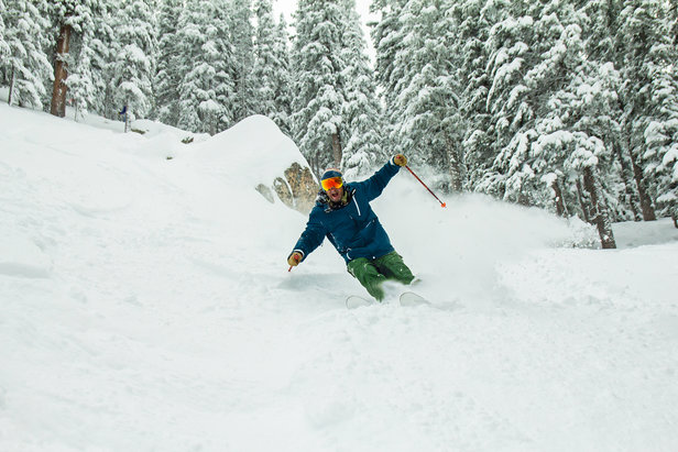 Ski Santa Fe Opening Thanksgiving Day - Nov 22 ©Ski Santa Fe