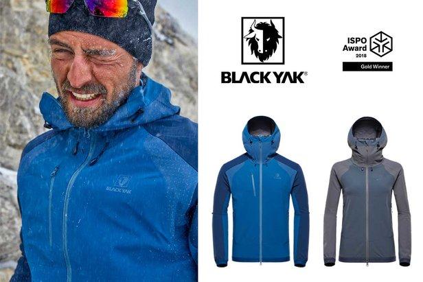 Gewinnspiel: Wir verlosen die Modicana Jacket von BLACKYAK ©Skiinfo / BLACKYAK
