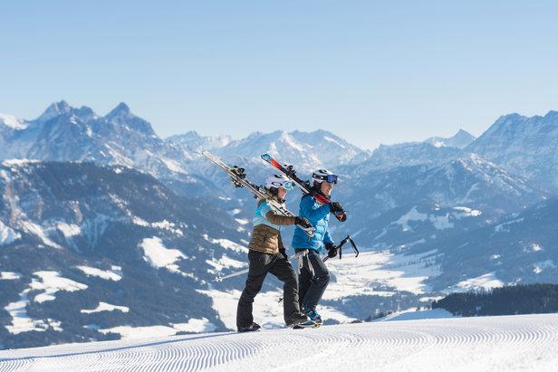 Najlepšie lyžiarske strediská na zimu 2018/2019 ©Ola Matsson SkiStar