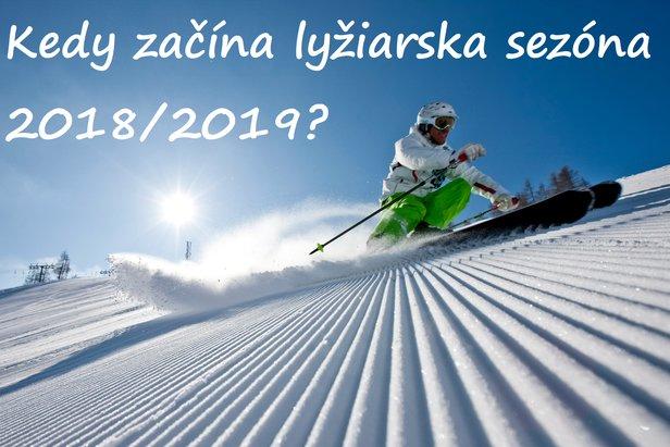 Termíny začiatku sezóny 2018/19 - kedy otvárajú najväčšie európske lyžiarske strediská? ©https://www.dietauplitz.com/OTS