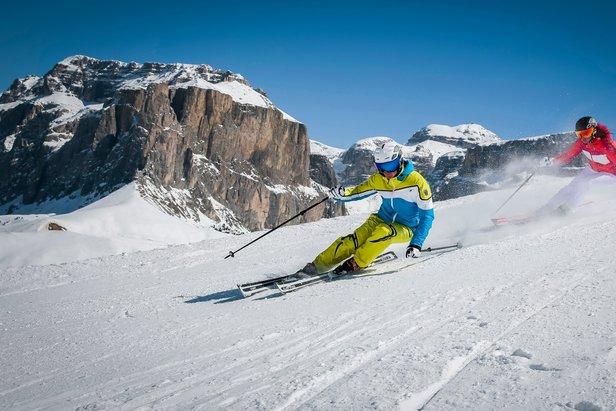 Skiarea Val di Fassa -Trentino  - © Trentino - F. Modica