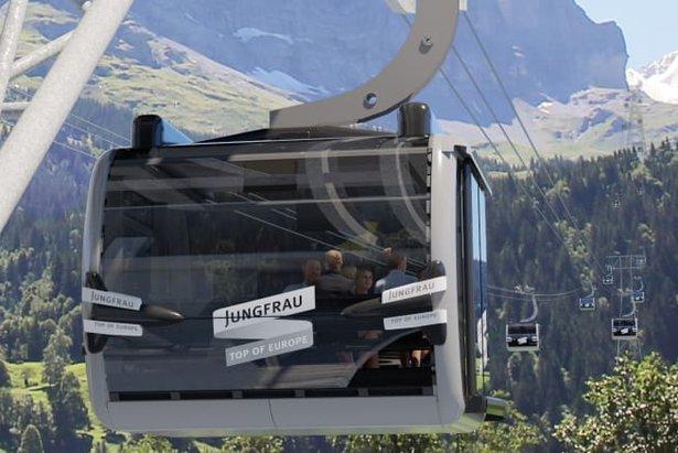 Grünes Licht für Riesenprojekt in Grindelwald: 400 Millionen Franken für die neue V-Bahnhttps://www.jungfrau.ch