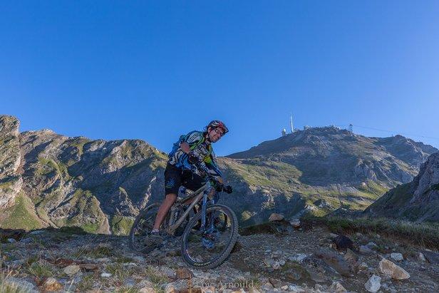 Le Grand Tourmalet – Pic du Midi se découvre aussi en VTTLoic Arnould / OT du Grand Tourmalet
