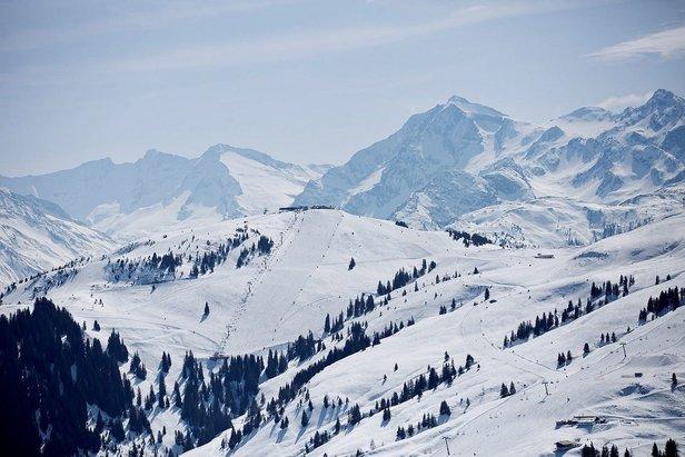 W 2016 na otwarcie sezonu na Resterhöhe śniegu było już naprawdę sporo!