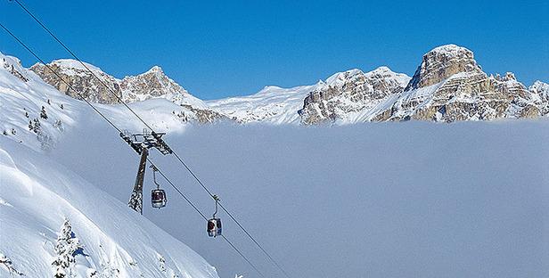 Dolomiti_Skigebiet