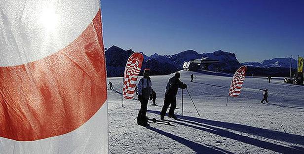 Skifahren – aber sicher!
