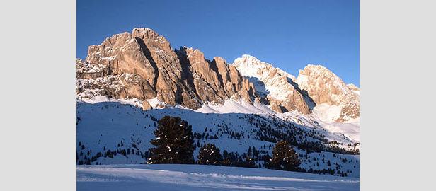 Val Gardena - mountains