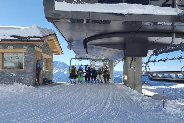 Avec le Mont Valaisan, la Rosière s'offre un nouveau sommet- ©Stéphane GIRAUD-GUIGUES / Skiinfo.fr