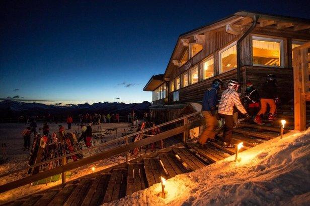 Trentino SkiSunrise: Sciare all'alba sulle più belle piste del Trentino ©Visittrentino.info