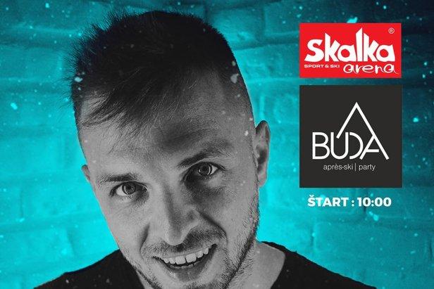 22.2. RATRAK STAGE DJ EKG + Braňo Mojsej ©Skalka arena