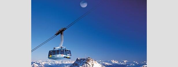Schneebericht der Woche: Die besten Skigebiete für die Ostertage- ©Tiroler Zugspitz Arena