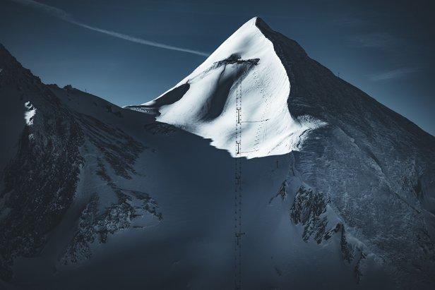 Die steilsten Pisten der Alpen: Tiefschwarz und nur für Schwindelfreie!Tourismusverband Obertauern