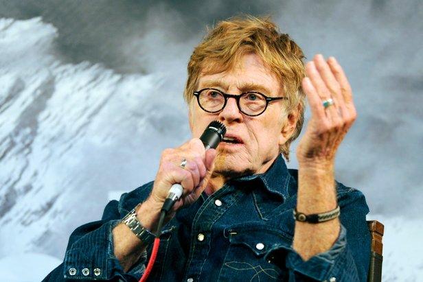 Robert Redford at Sundance  - © CTV news