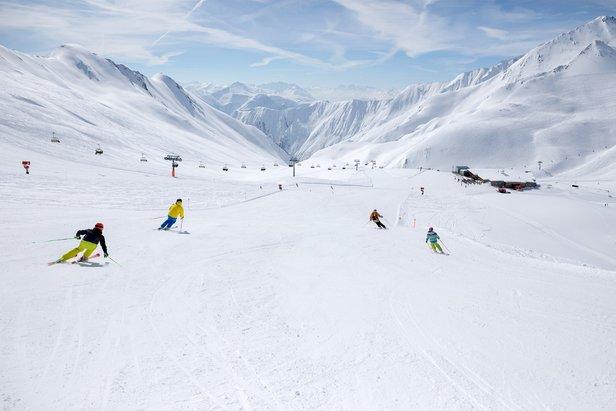 Serfaus-Fiss-Ladis: zimowy raj dla wymagającychSerfaus-Fiss-Ladis Marketing GmbH - Andreas Kirschner