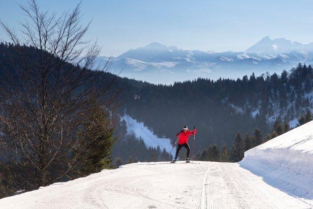 Ski de fond Vallées de Gavarnie