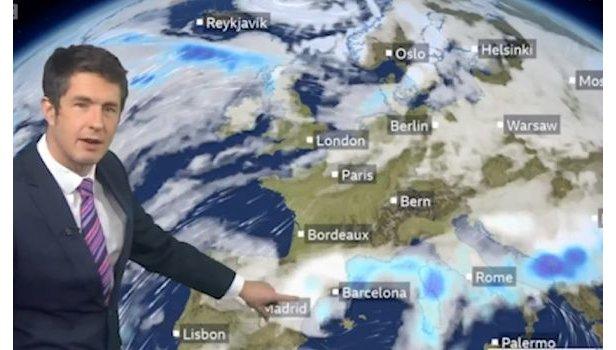 Storm Filomena batters Europe