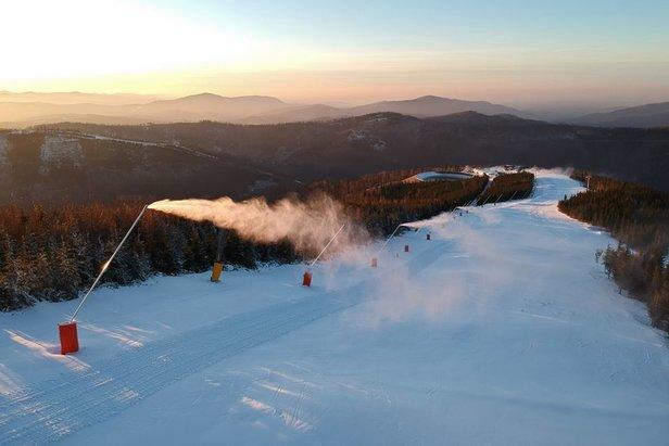 W Szczyrku wkrótce ruszą armatki śnieżne