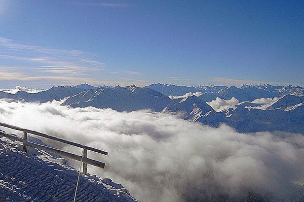 Val Senales, ghiacciaio