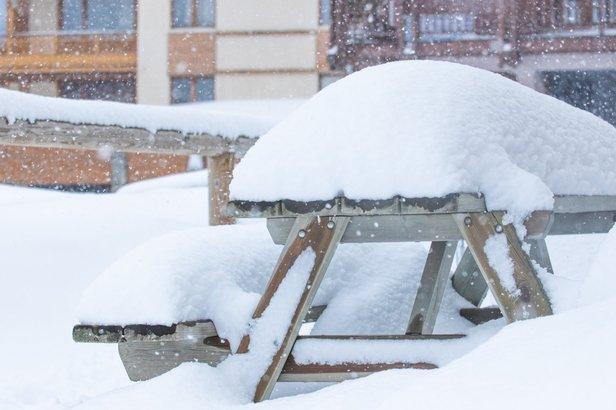 Dove sta nevicando? Webcam in direttafacebook   facebook   Val Thorens